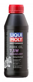 Liqui Moly 3099 - Motorbike Fork Oil 7,5W medium/light